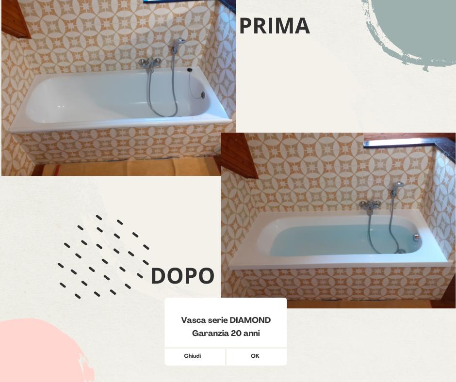 vasche da bagno sovrapposte prezzi